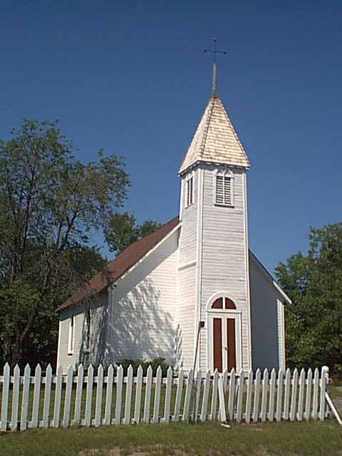 St Olaf's Lutheran Church, Bear Lake, Ontario